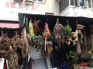 Hong Kong market, 2013.